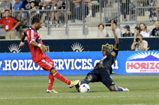 KYW Philly Soccer Show: Bakary Soumare