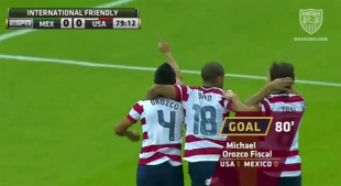 MOF scores for USA in historic win, news from Union presser, more