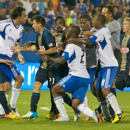 Match report: Impact 2-0 Union