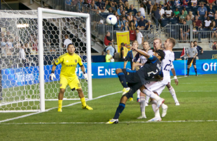 Photo essay: Union 0-0 Real Salt Lake