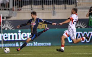 In pictures: Union 0-1 DC United