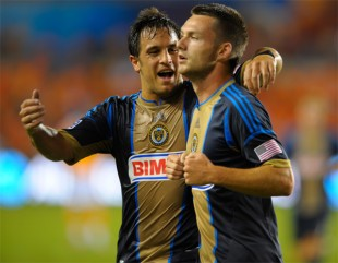 In pictures: Houston 3-1 Union