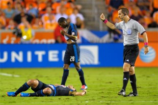 Mark Geiger flips the Geiger Counter