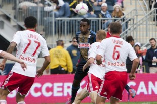 Union v New York Red Bulls