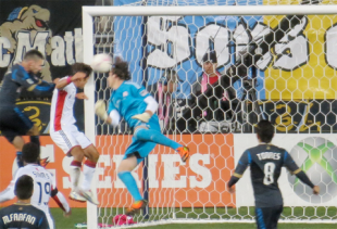 Analysis & player ratings: Union 1-0 Revolution