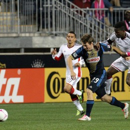 In pictures: Union 1-0 New England
