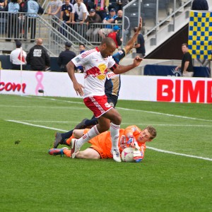 Thierry Henry will once again key New York this season.