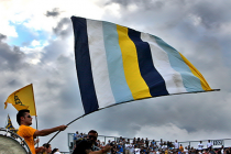 Fans' View: Fading into Blue