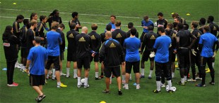 Real Madrid trialist &amp; more camp news, Jack Mac in Top 10, preseason games to be streamed, USA
