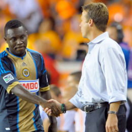 Hackworth: Union looking to move Freddy Adu