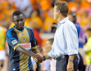 KYW Philly Soccer Show: Draft, whither Freddy Adu?
