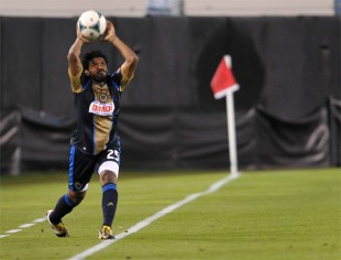 KYW Philly Soccer Show: Sheanon Williams