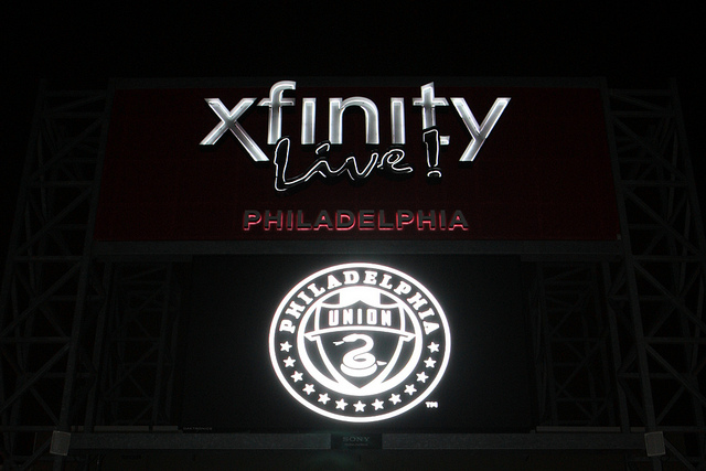 Philadelphia Union at Xfinity