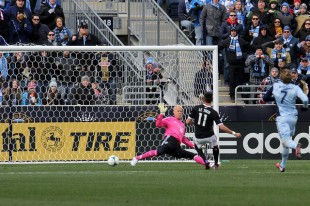Sebastien Le Toux could have had another