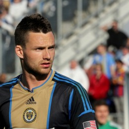 McInerney represents Union on 35-man Gold Cup Roster
