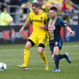 Match report: Philadelphia 1-1 Columbus
