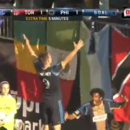 Match report: Philadelphia Union 1-1 Toronto FC
