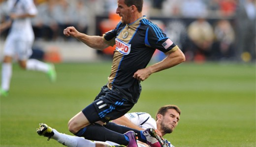 Player of the Week: Sébastien Le Toux