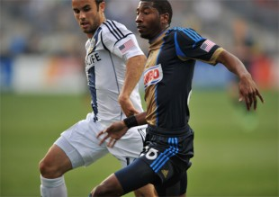 In pictures: Union 1-4 Galaxy