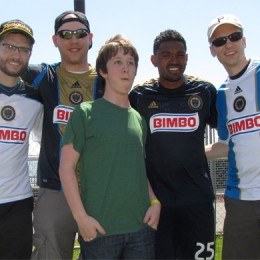 """Paying it forward"": On Union fans being awesome"