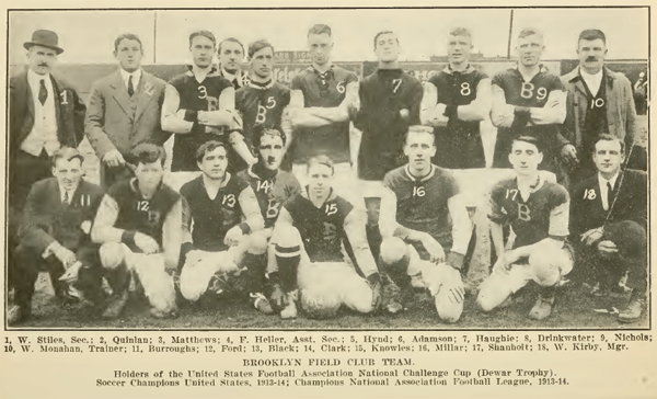 Brooklyn FC 1913-14