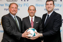 The team that Garber built: NYCFC is MLS team No. 20