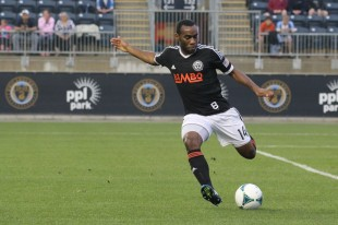KYW Philly Soccer Show: Amobi Okugo, previewing Union-San Jose and USA-Costa Rica