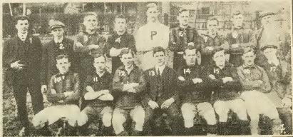 Peabody FC 1913-14
