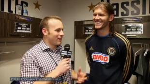 Postgame quotes and video: Union 2-2 Dallas