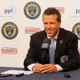 Postgame quotes and video: Union 3-0 Red Bulls