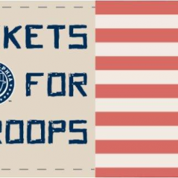 Sons of Ben raising money for Tickets for Troops
