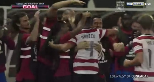 US routs Belize, Klinsmann on McInerney, Altidore signs with Sunderland, Union bits, more news
