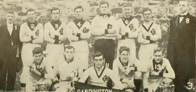 Cardington FC 1913-14