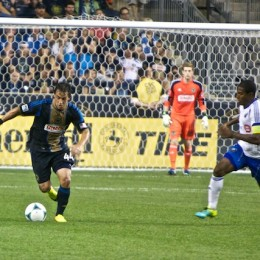 Draw by the river in pictures: Union 0-0 Impact
