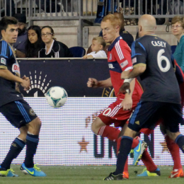 Philadelphians Abroad: Larentowicz tallies his second goal of the season