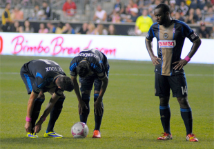 Photo Essay: Union 1-0 Toronto FC