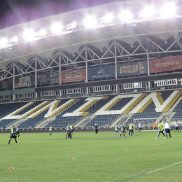 In pictures: Union Rewards Top 100 Seats pickup match at PPL Park