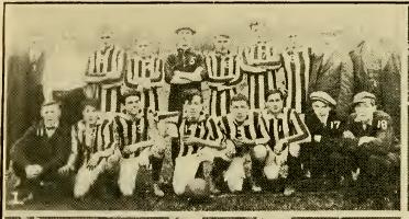 Chester's Linwood Hibernians