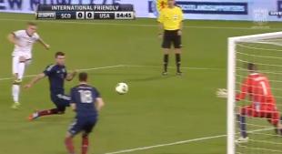 Recap and reaction: Scotland 0–0 USMNT