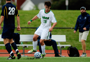Division III men's soccer roundup: First and second round action review
