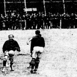 Philly Soccer 100: Christmas soccer, 1913