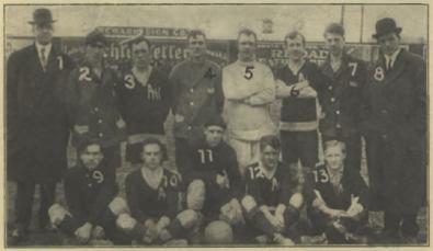 West Hudson FC