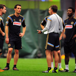 Scrimmage today, Hack on preseason building blocks, Milan v Liverpool in Philly, more