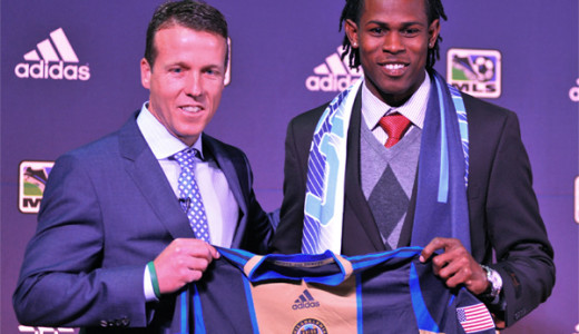 News roundup: Dre to stay, Union hire coaches, MLS activity