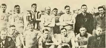 New Bedford FC 1913-14
