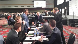 John Hackworth steals the show at SuperDraft