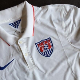 What's a skateshop doing tweeting pictures of the new US World Cup jersey?