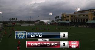 Recap: Philadelphia Union 0–0 Toronto FC