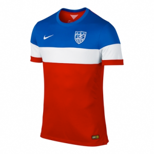New US away kit