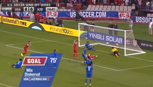 Recap and reaction: USA 2–0 Azerbaijan